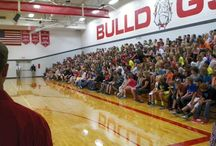2013 - Pictures from the first day at Auburn MS/HS