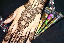 Hena tangan