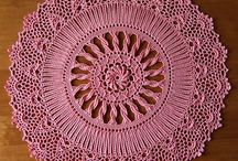 Doily / Amazing doilies from Particia Kristoffersen and not only!