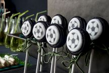 Soccer Party / Lots of great ideas for a soccer party!