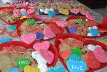 Valentine's Day Treats and Stories / Ideas for Valentine's Day / by Pamela Shank