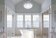 Bathrooms / by Caroline Swetenburg