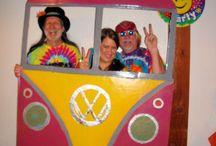 Hippi party