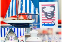 nautical micky party