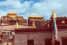 Guihua Temple (Shangri-La Yunnan China)
