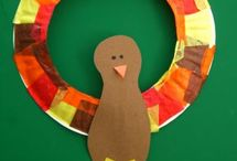 Thanksgiving Day Crafts for Kids