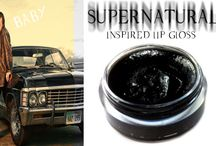 Supernatural inspired products