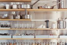 Projects to Try / DIY storage for really small spaces