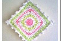 Crochet - Potholder