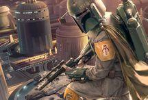 All Star Wars / by Ed Cunningham