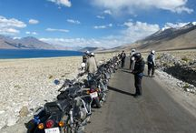 Top of the Himalayas-Best Tour on Earth / Our Top of The Himalayas tour offer life time opportunity to explore Indian Himalayas on Legendary Royal Enfield motorcycle where you ride World's highest road at 18380 feet & cross some of the highest passes in the world. more details on our web http://www.royalbikeriders.com