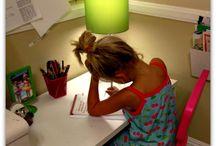 Homework stations