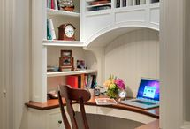 Pocket Offices / by Kelley McIntyre