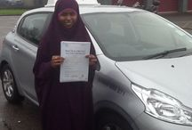 Thornton Heath / People from Thornton Heath who have taken lessons and passed their tests with the Wimbledon Driving School instructors