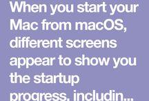 Troubleshooting a Mac