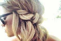 Summer hair / Braids/updos