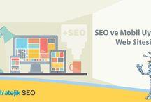 Seo ve Mobil Uyumlu Web Sitesi / Tasarıma Dair Her Şey