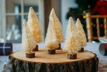 Nordic Christmas Table Decoration Set by styleboxe