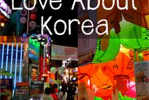 South Korea! / Getting ready to move to Korea..maybe.