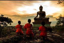 Buddhist calming music