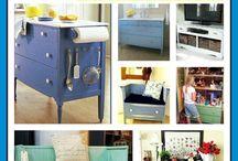 renovace nábytku