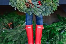 Hunter Boots / Love my hunters  / by Ann Messner
