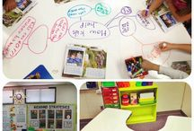 Education whiteboard adhesive