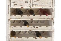 Mobilya aksesuar / Şarap dolabı