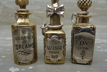 Vintage treasures/charms
