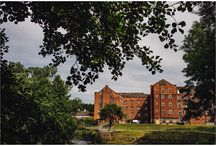 The West Mill Wedding Venue in Derby / A board of wedding photography from the industrial and alternative wedding venue, The West Mill in Derby. One of the UK's best venues. See more at - https://jscoates.com/west-mill-wedding-photographer-steve-monique/