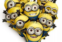 Minions / by Vicky Flores