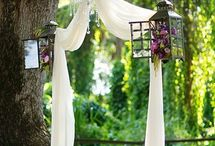 Wedding Draping / How draping can add a unique and enchanting element to weddings