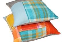 Retro blankets remade