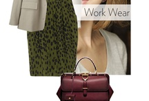 Work Wear / by Lea Jon Keck Hanson