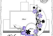 fotoboek templates