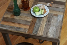 Reclaimed pallets