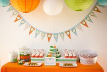 party ideas / by Natasha Leavitt