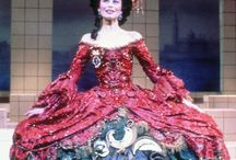 Favorite Broadway Costumes / This features some of our favorite Broadway costumes from throughout the years! Click the photo to learn more about the show.