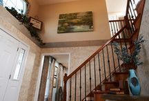 The Wilmington Interior / Photos from our newly redesigned Wilmington Family Model!  / by Wayne Homes