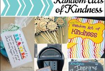 Random Acts of Kindness / by Missie Burdick