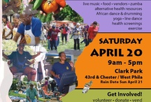Uhuru Health Fest & Flea Market 2013 / The Uhuru Health Fair & Flea Market is sponsored by the African People's Education and Defense Fund. It's an all day festival promoting health and wellness in the black community. This year: April 20th, 2013. To voluneer, endorse or sponsor, please call 215-546-1485. Program updates and volunteer opportunities at: uhurufleamarket.blog.com