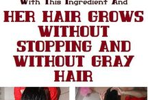 Hair growths