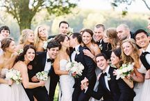 Stijl Foto's bruiloft