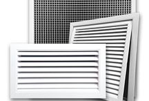 NEW : Return / Exhaust Ventilation Grilles / | #hvac | #acp | #manufacturer | #ventilation | #products | #romania