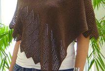 Sjaals breien en haken