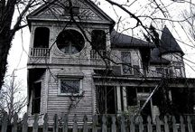 Scary Abandoned Mansions