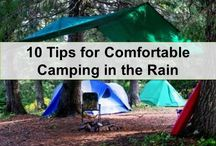 Camping tips and tricks / All those neat ideas you wish you knew before you went camping! #camplife #camping