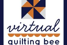 Virtual Quilting Bee / A place to keep all the patterns for this FREE quilting bee