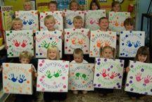 Kindergarten :) / by Jaimie Kroutter