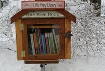 Book Nook / by Kelly Bybee